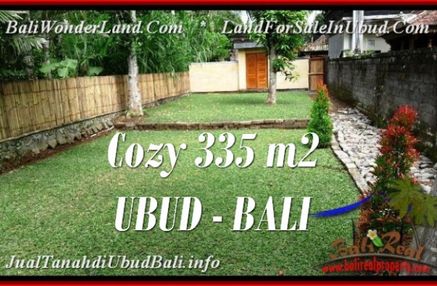FOR SALE LAND IN Ubud Tegalalang BALI TJUB537