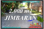 FOR SALE Affordable PROPERTY LAND IN Jimbaran Uluwatu  TJJI115