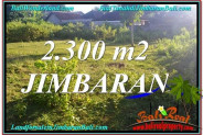 Beautiful PROPERTY 2,300 m2 LAND IN JIMBARAN BALI FOR SALE TJJI117