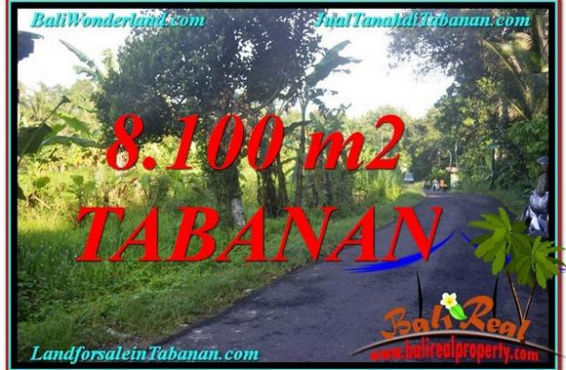 Affordable LAND IN Tabanan Marga FOR SALE TJTB329