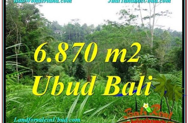 Beautiful Ubud Tampak Siring BALI LAND FOR SALE TJUB602