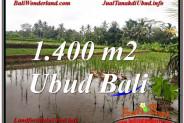 Beautiful PROPERTY 1,400 m2 LAND SALE IN Ubud Payangan TJUB615