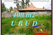 Magnificent UBUD LAND FOR SALE TJUB585