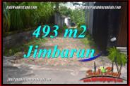 Beautiful 493 m2 LAND FOR SALE IN JIMBARAN TJJI125