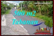 Affordable Bali PROPERTY Tabanan LAND FOR SALE TJTB362