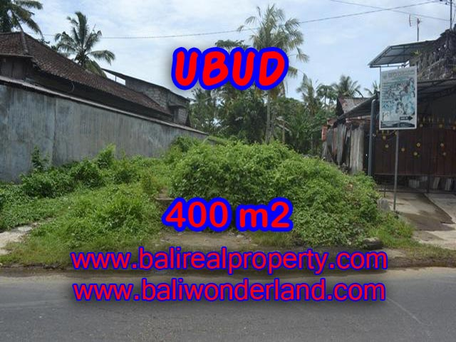 Land for sale in Ubud Bali, Great view in Ubud Tegalalang – TJUB355