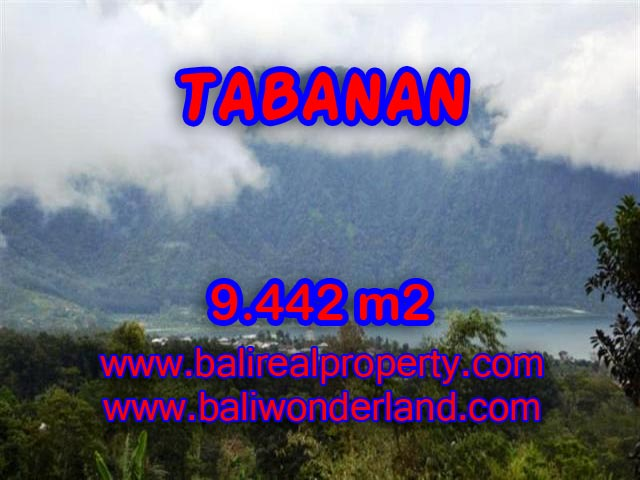 Land for sale in Tabanan Bali, Gorgeous view in TABANAN BEDUGUL – TJTB081