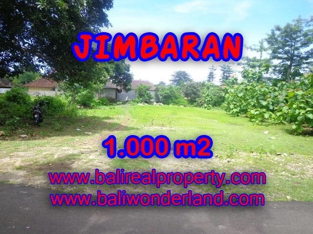 Land for sale in Jimbaran, Stunning view in Jimbaran four seasons Bali – TJJI063