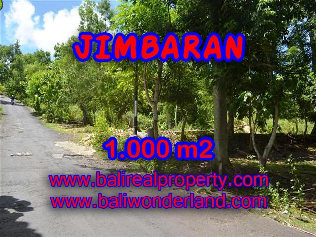 Land for sale in Bali, amazing view in Jimbaran Ungasan – TJJI070-x
