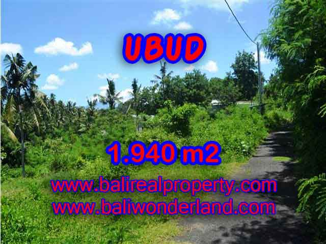 Beautiful Property for sale in Bali, land for sale in Ubud  – TJUB379
