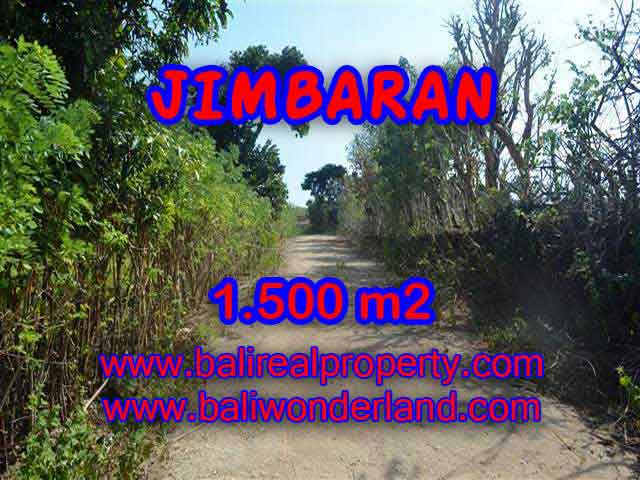 Land for sale in Bali, exceptional view in Jimbaran Ungasan – TJJI075