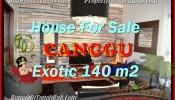 1 Rumah dijual Murah - House for sale in Canggu Bali