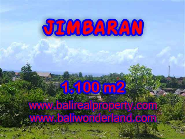 Land in Jimbaran Bali for sale, Outstanding view in Jimbaran Ungasan – TJJI067-x