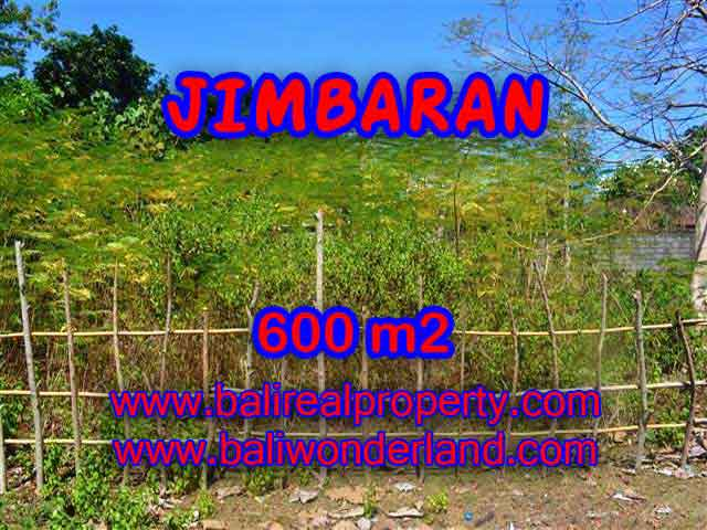Land in Bali for sale, astounding view in Jimbaran Bali – TJJI072