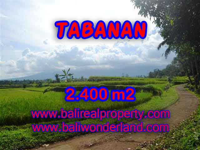 Beautiful Property for sale in Bali, land for sale in Tabanan  – TJTB126