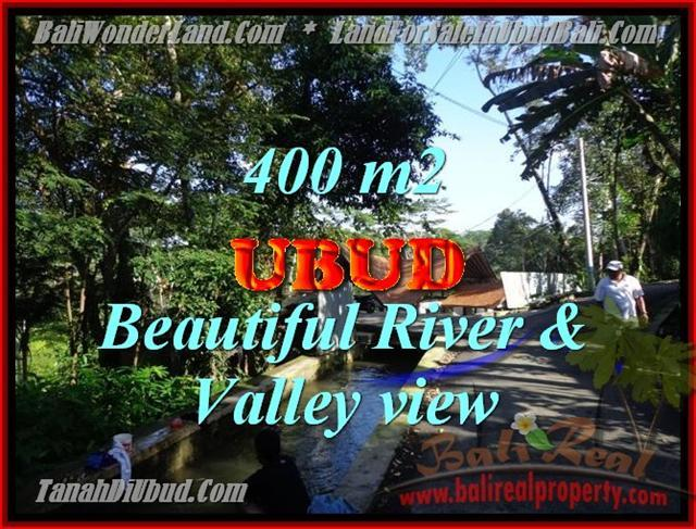 Land for sale in Bali, spectacular view in Ubud Bali – TJUB425