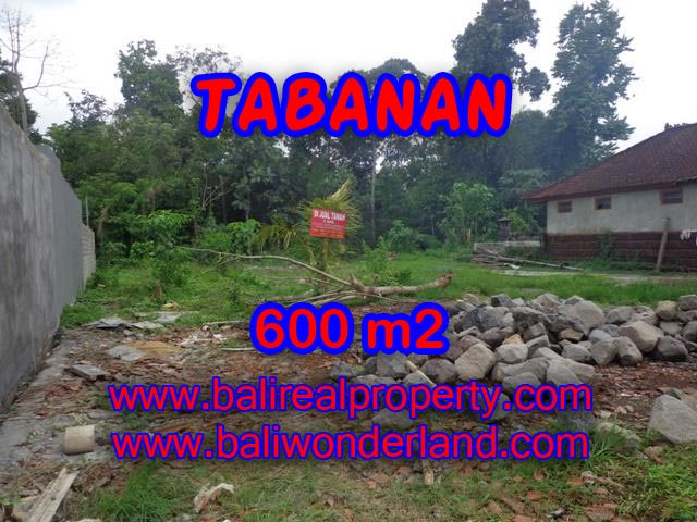 Land for sale in Tabanan, Fantastic view in Tanah Lot Tabanan Bali – TJTB087