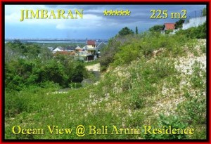 Magnificent 225 m2 LAND IN Jimbaran Uluwatu BALI FOR SALE TJJI092
