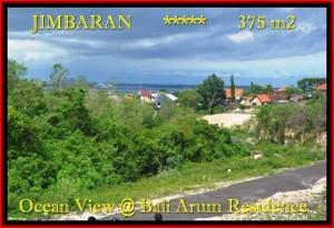 Affordable PROPERTY 375 m2 LAND SALE IN Jimbaran Uluwatu BALI TJJI095