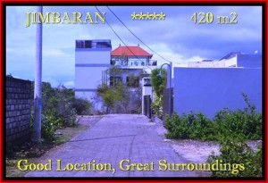 Magnificent 420 m2 LAND IN Jimbaran Ungasan BALI FOR SALE TJJI096