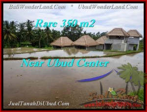 Magnificent 350 m2 LAND SALE IN UBUD TJUB476