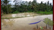 Magnificent 350 m2 LAND SALE IN Ubud Tegalalang TJUB476