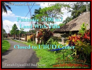 Exotic PROPERTY LAND FOR SALE IN UBUD TJUB468