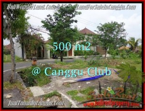 Exotic LAND FOR SALE IN Canggu Brawa TJCG176