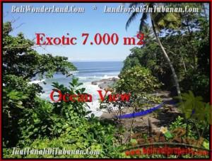 FOR SALE Affordable PROPERTY LAND IN Tabanan Selemadeg BALI TJTB200
