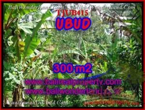 Affordable PROPERTY 300 m2 LAND IN UBUD BALI FOR SALE TJUB415