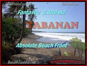 2,345 m2 LAND SALE IN TABANAN TJTB158