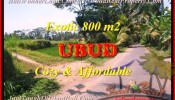Exotic LAND FOR SALE IN Ubud Tampak Siring BALI TJUB457