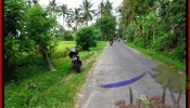 2,000 m2 LAND FOR SALE IN UBUD BALI TJUB485