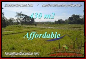 Affordable PROPERTY 430 m2 LAND IN CANGGU FOR SALE TJCG183