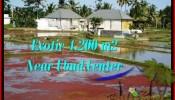 LAND SALE IN Sentral Ubud BALI TJUB502