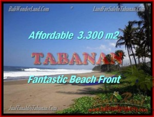 Exotic PROPERTY LAND FOR SALE IN TABANAN TJTB157