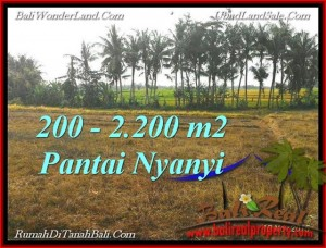 Magnificent PROPERTY 2,200 m2 LAND FOR SALE IN Tabanan Tanah Lot TJTB224