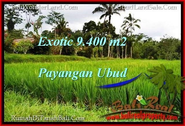 Affordable PROPERTY LAND FOR SALE IN UBUD TJUB526