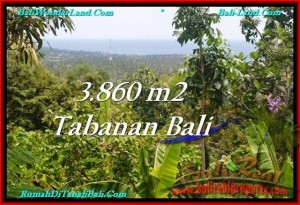3,860 m2 LAND SALE IN TABANAN TJTB236