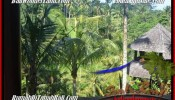 FOR SALE Beautiful 2,500 m2 LAND IN UBUD BALI TJUB496