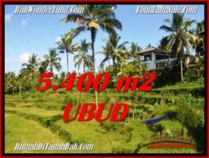 FOR SALE Beautiful PROPERTY LAND IN UBUD TJUB550