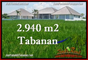 Beautiful PROPERTY TABANAN LAND FOR SALE TJTB265
