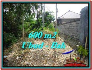Affordable LAND FOR SALE IN UBUD TJUB523