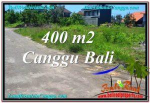 Magnificent LAND FOR SALE IN Canggu Brawa BALI TJCG202