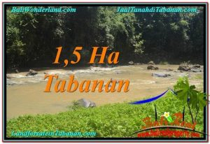 Beautiful PROPERTY TABANAN LAND FOR SALE TJTB304