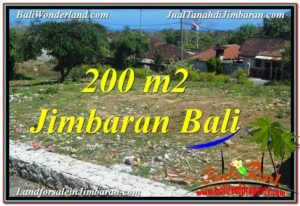 Exotic 200 m2 LAND SALE IN JIMBARAN TJJI104