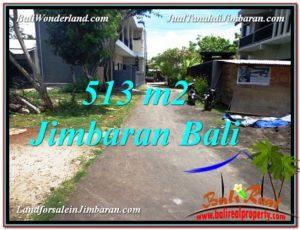 Beautiful 513 m2 LAND FOR SALE IN JIMBARAN TJJI105