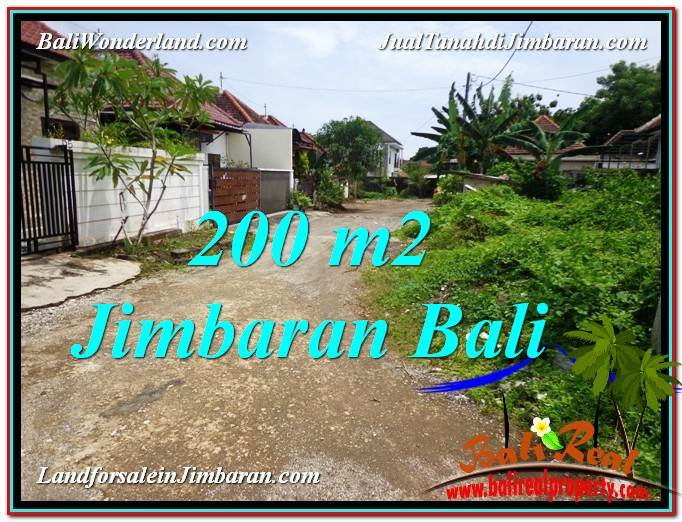 FOR SALE Affordable PROPERTY LAND IN JIMBARAN TJJI106