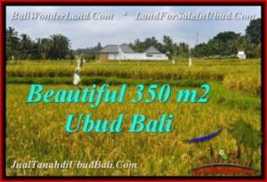 350 m2 LAND SALE IN UBUD BALI TJUB540