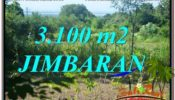 Beautiful 3,100 m2 LAND SALE IN JIMBARAN TJJI113